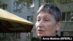 Людмила, соседка по дому