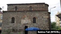 Trabzon, biserica Sfânta Ana, construită în secolul 6 sau 7