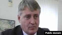 Kryetari i Komunës së Preshevës, Ragmi Mustafa.