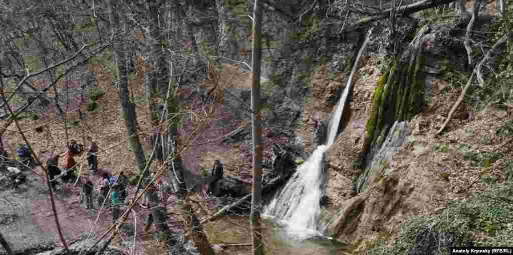 Водоспад Гейзер