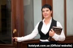 Лідія Котеляк