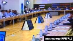Заседание земельной комиссии. Астана, 9 июля 2016 года.