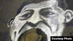 Ямы на дарогах Екацярынбургу сталі карыкатурамі на чыноўнікаў