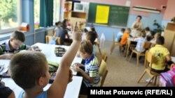 Iz jedne od osnovnih škola u Sarajevu