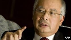 نجیب رزاق، نخست وزیر مالزی