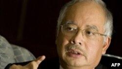 Наджиб Разак, премьер-министр Малайзии.