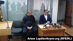 Капитан «Норд» Владимир Горбенко в суде, 7 декабря 2018 год