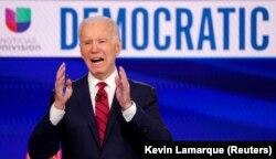 Майбутній кандидат на посаду президента США від Демократичної партії, колишній віцепрезидент Джо Байден