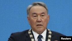 Қазақстан президенті Нұрсұлтан Назарбаев. Астана, 29 сәуір 2015 жыл.