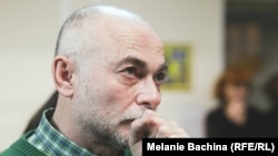 Бывший главный редактор телеканала «ТВ-2» Виктор Мучник
