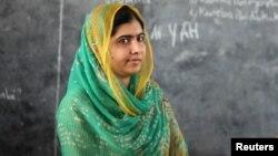 Խաղաղության Նոբելյան մրցանակակիր Մալալա Յուսաֆզայ, արխիվ
