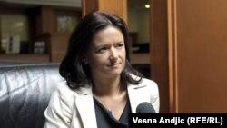 Europarlamentara slovenă