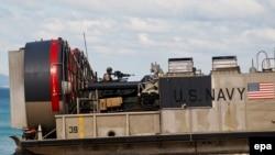 Морская пехота США и Португалии проводит совместные учения