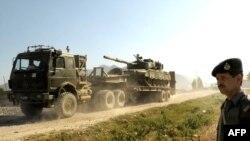 Пакистанская армия продолжает военную операцию