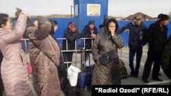 Фото одного из читателей сайта Радио Озоди