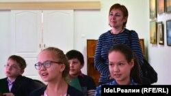 Ольга Горностай