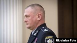 Керівник Нацполіції Сергій Князєв