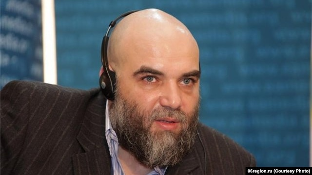 Russian journalist Orkhan Dzhemal