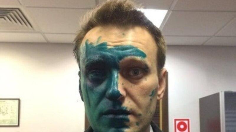 Російський опозиціонер Навальний каже, що може частково втратити зір після нападу