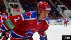 Вячеслав Фетисов в форме ЦСКА, 2009 год