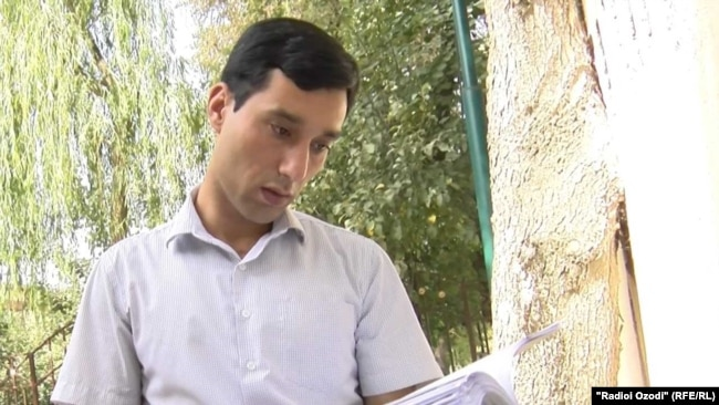 Abdulaziz Abdurahmonzoda