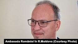 Ambasadorul României la Chișinău Daniel Ioniță. Imagine de arhivă.