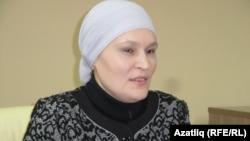 Дилбәр Булатова