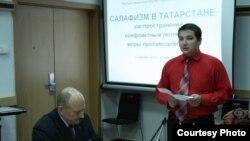 Сәләфилек турында семинарны Сөләйманов алып барды