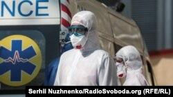 Загалом з початку епідемії в Україні виявили 34 063 інфікованих коронавірусом