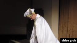 Нәни принц ролендә Азамат Зәйнуллин