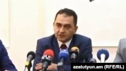 Представитель Верховного органа АРФД Арсен Амбарцумян (архив)