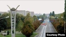 Столица Адыгеи город Майкоп