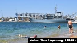 «Запретные» пляжи Севастополя (фотогалерея)