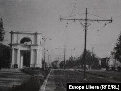 Imagine a vechiului Chișinău