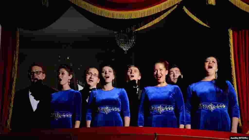 12нче мөселман киносы фестивалендәге эксклюзив чыгышларның берсе