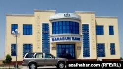 """Türkmenistan. """"Garagum"""" banky"""