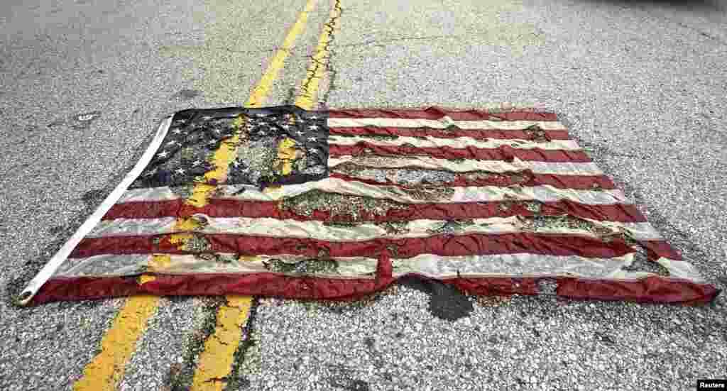 У США багато хто кваліфікує цю подію як вбивство на расовому ґрунті