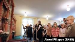 Рішення ухвалене за позовом парафіянки протестантської церкви