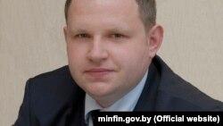 Міністар фінансаў Беларусі Максім Ермаловіч