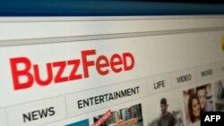 Логои сомонаи BuzzFeed