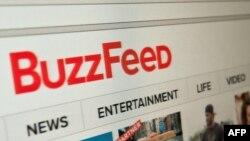 BuzzFeed интернет-басмасы