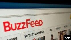 Логои сомонаи амрикоии BuzzFeed