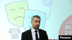 ԿԳՄՍ փոխնախարար Արա Խզմալյան