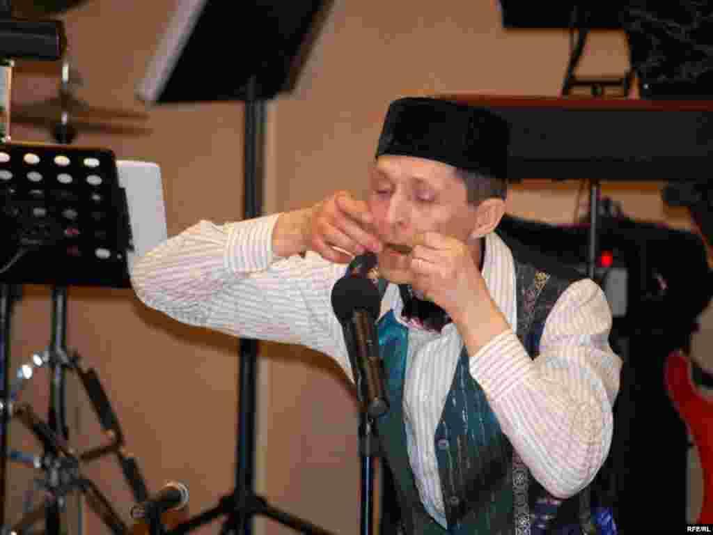 Америка татарлары җәмгыятенең бәйрәм җыеныннан