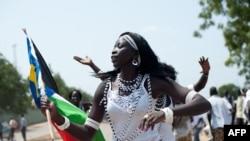 Cənubi Sudanın paytaxtı Cubada müstəqillik şənliyi, 8 iyul 2011
