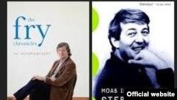 Stephen Fry kitabları