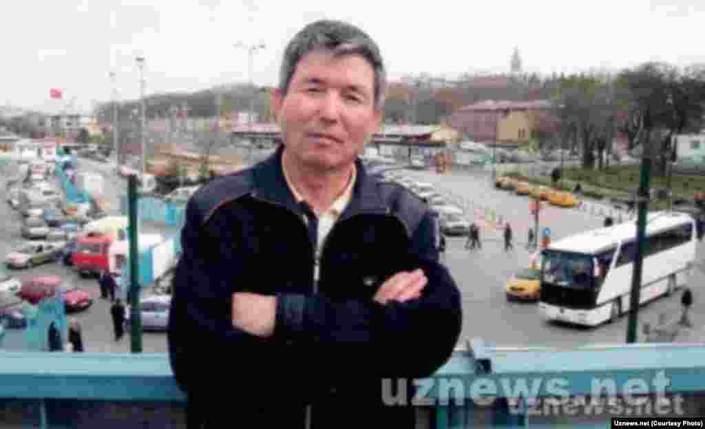 Imprisoned since 2010, authorities repeatedly hid journalist Solijon Abdurakhmanov from representatives of the International Committee for the Red Cross when they tried to visit him in Karshi prison.