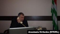 Бывший глава Совбеза Абхазии, историк Станислав Лакоба