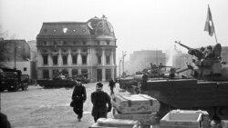 Interviu cu Ross Johnson, director RFE/RL despre revoluția din România 1989