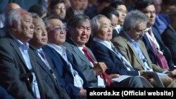 Участники форума писателей стран Азии. Нур-Султан, 4 сентября 2019 года.